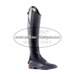 Leather tall boots 1403 Fellini boots