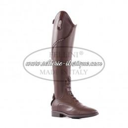Bottes cuir 1608 Fellini boots