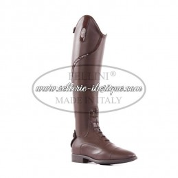 Leather tall boots 1608 Fellini boots