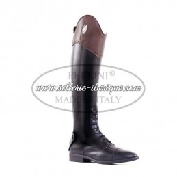 Leather tall boots 1404 Fellini boots