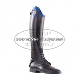 Leather tall boots 1401 Fellini boots