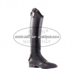 Bottes cuir 1240 Fellini boots