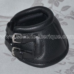 Leather bell boots Pedro Lopes