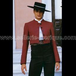 Spanish vaquera woman jacket Ubaldo