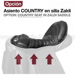 Option seat Country