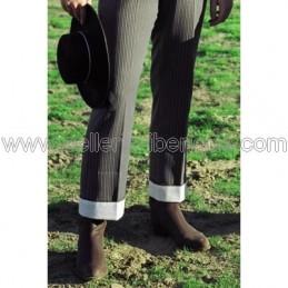 Spanish woman pants with turn-up Ubaldo