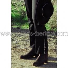 Pantalon espagnol à revers femme Ubaldo