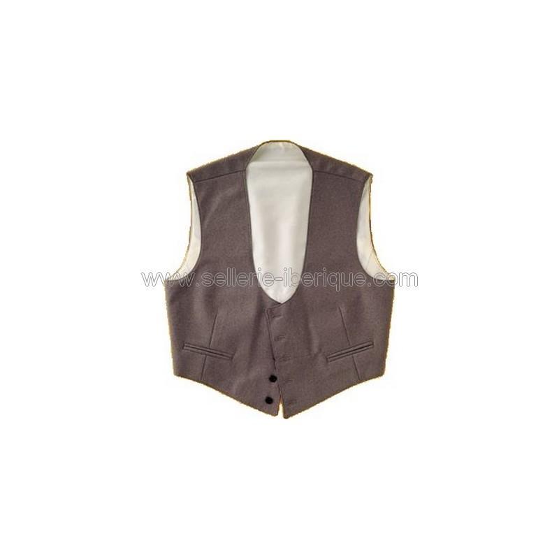 Spanish man vest Ubaldo