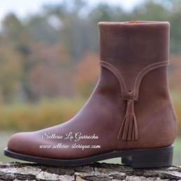 """Leather boots """"Sevilla"""" Valverde del Camino"""