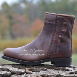 "Leather boots ""Alicante"" Valverde del Camino"