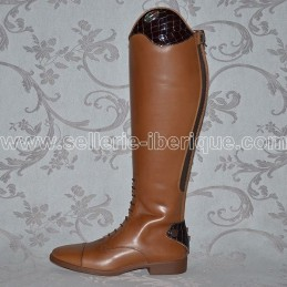 Leather tall boots 1402 Fellini boots