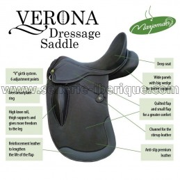 Saddle dressage Verona Marjoman