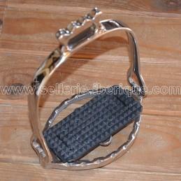 Tip: adapt non-slip soles to Iberian stirrups