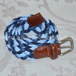 Braided cotton belt Lexhis