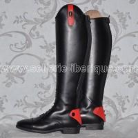 Sellerie la Garrocha: Classic high boots Fellini
