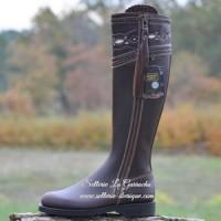 Bottes, boots, chaps