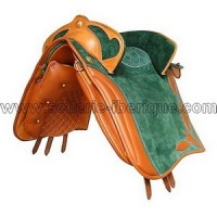 Baroque saddles