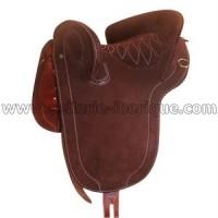 spanish and menorquin saddles