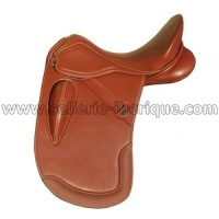English classical dressage saddles
